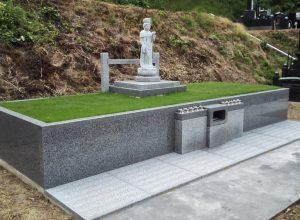 自然葬芝生型 永代供養墓「やすらぎ」